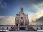 Catholic church in Tashkent