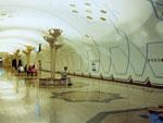 The Tashkent underground