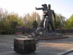 """Монумент """"Мужество"""", Ташкент"""