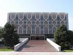 Museum of Uzbekistan History , Tashkent