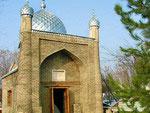 Zenghi-Ata Mausoleum, Tashkent